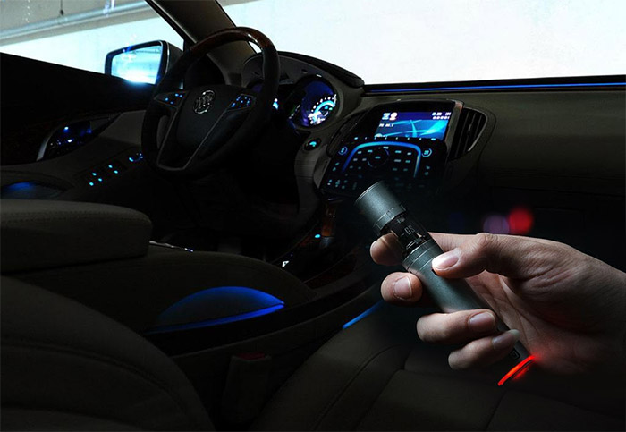 Restrict the use of electronic cigarettes in vehicles