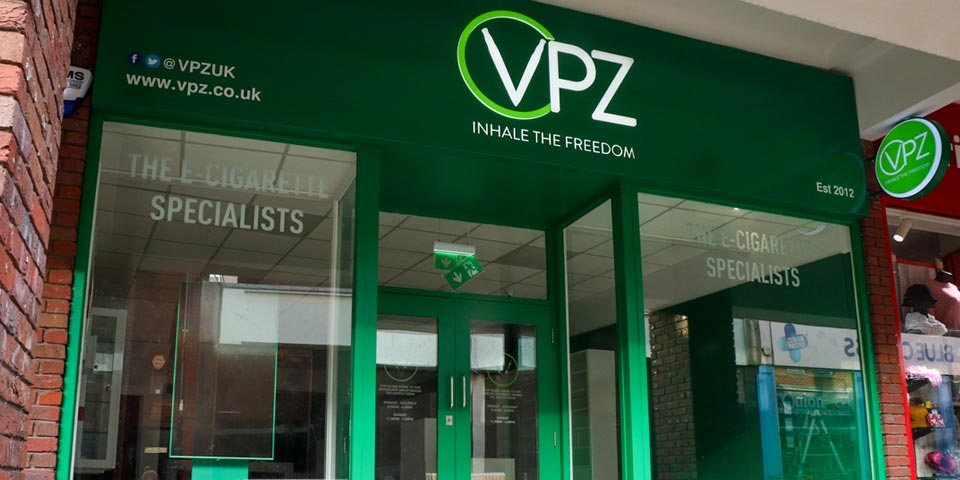 Vpz, the UK's largest e-cigarette retail store, will reopen