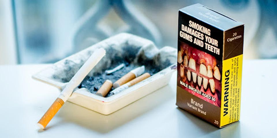 New tobacco packaging regulations in Singapore