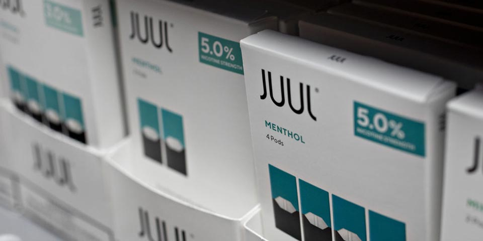Juul e-cigarette will leave Germany by the end of this year