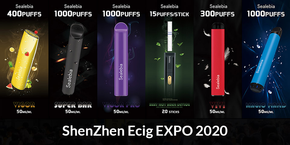 Sealebia invites you to meet ShenZhen Ecig EXPO 2020