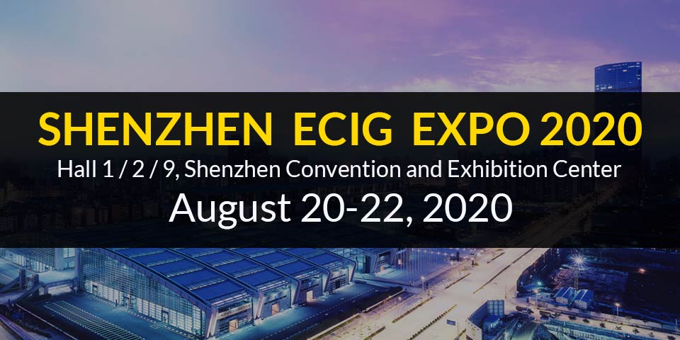 2020 IECIE ShenZhen ECIG Expo is about to open