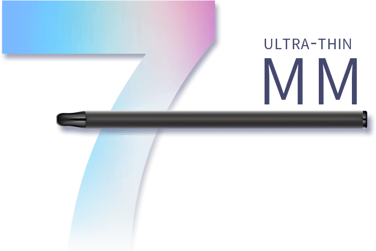 7mm ultra-thin